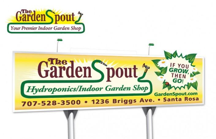 Garden Advertising