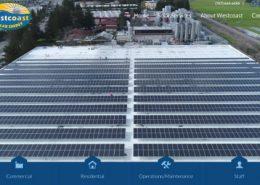 Solar Contractor Website