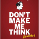 Don't Make Me Think Book