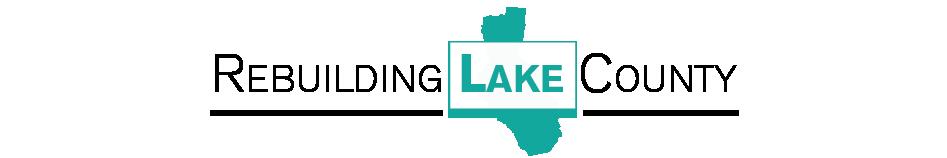Rebuilding Lake County