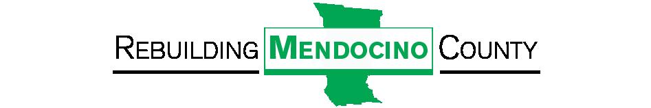 Rebuilding Mendocino County