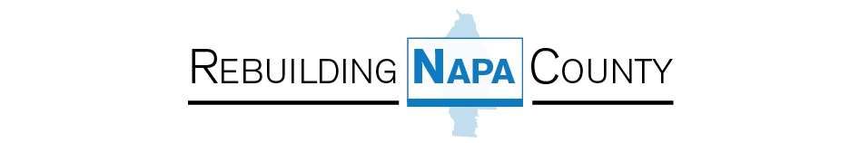Rebuilding Napa County