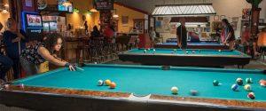 Buffalo Billiards Pool Hall in Petaluma