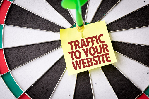Improve your website traffic