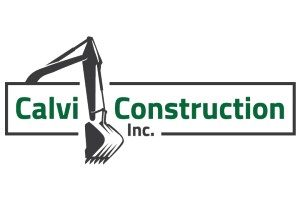 Calvi Construction Incorporated Logo