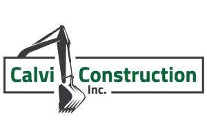 Calvi Construction Incorporated Logo