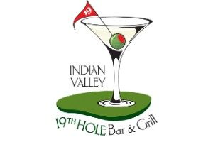 19th Hole Bar & Grill Logo