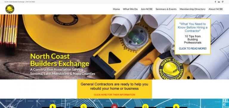 Link to Business Association Web Design