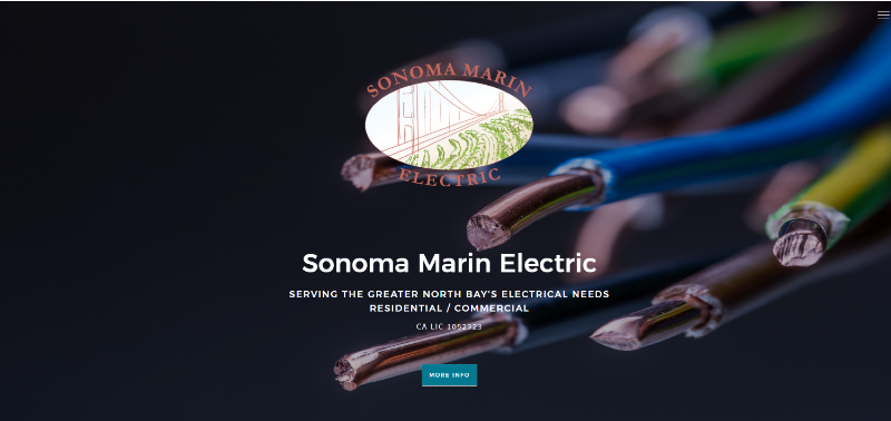 Link to Electrical & Services Landing Page