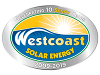 westcoast solar energy in santa rosa